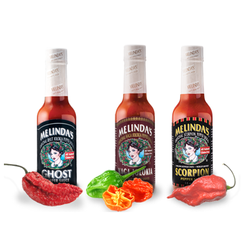 Melinda Scorpion Pepper Sauce