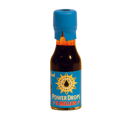 Scovillas Powerdrops, 3Mio Scoville Units