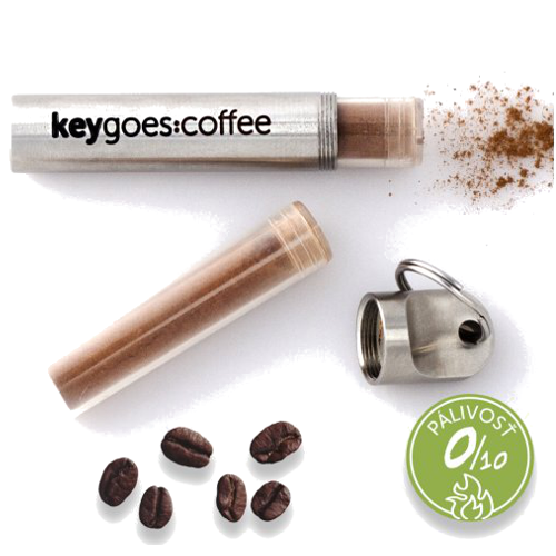 KEYGOES:COFFEE (škorica - kakao)