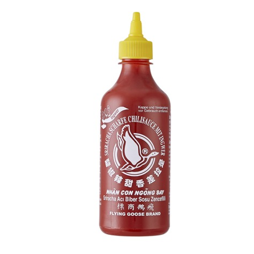 Sriracha Chilli Sauce with Ginger 455 ml