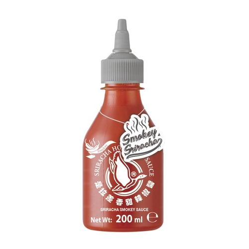 Sriracha Chili Sauce Smokey 200 ml