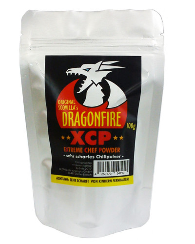 Scovillas Dragonfire Powder XCP 80