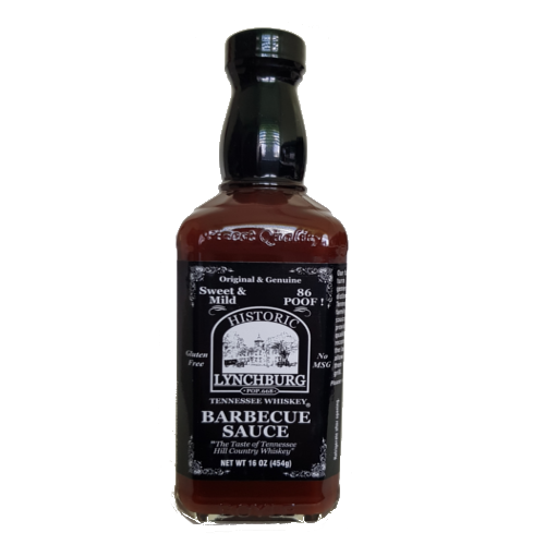 Lynchburg Sweet & Mild mit Jack Daniel`s BBQ 86 Proof