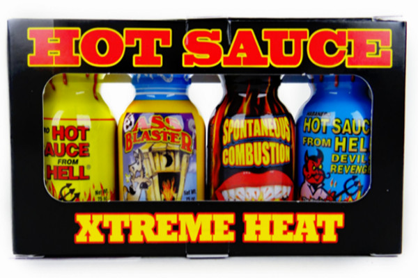 Xtreme Heat Hot Minis Ass Blasterb & Co
