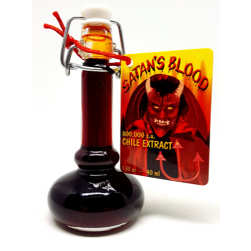 Satans Blood Chile Extract