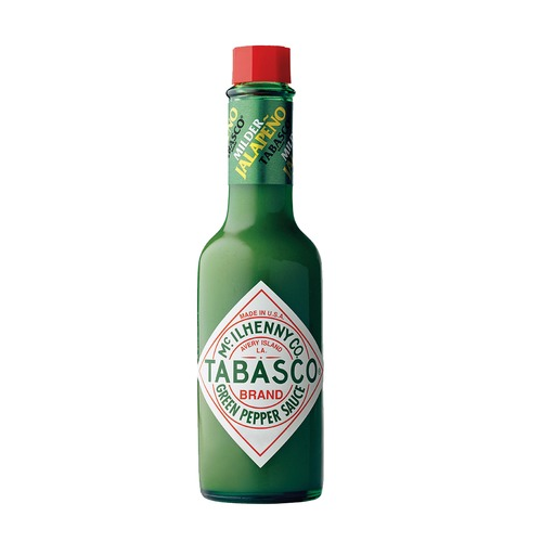 TABASCO Green Pepper Sauce 60 ml