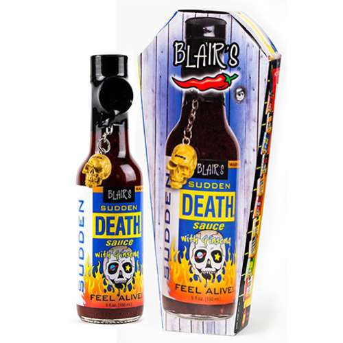 Blair´s Sudden Death sauce