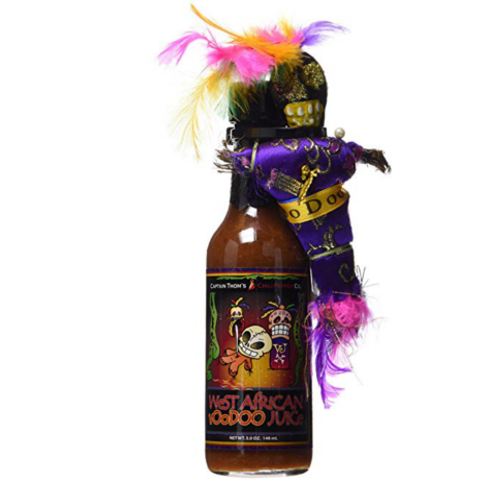 Captain Thom`s West African VooDoo Juice,
